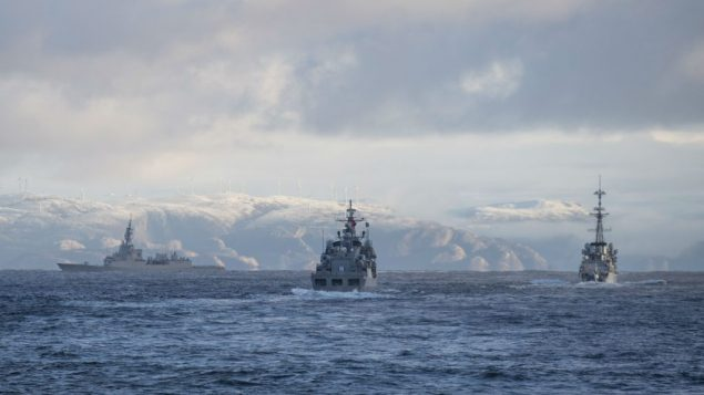 NATO's Arctic dilemma: Two visions of the Arctic collide as NATO and Russia flex muscles