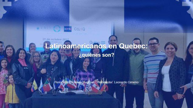 Latinoamericanos en Quebec: ¿quiénes son?