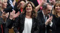 زعيمة حزب المحافظين المؤقّتة رونا أمبروز/Fred Chartrand/CP
