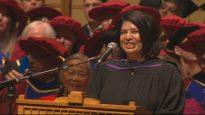 البنغاليّة رومانا منظور حازت على شهادة في القانون من جامعة بريتيش كولومبيا/ CBC/ هيئة الاذاعة الكنديّة