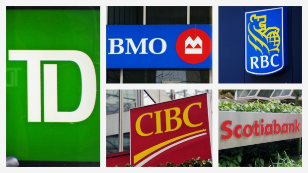 خمسة من كبريات المصارف الكنديّة/Dillon Hodgin/CBC/هيئة الاذاعة الكنديّة