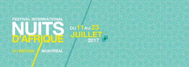 مهرجان ليالي افريقيا في مونتريال في نسخته الحادية والثلاثين/ مهرجان ليالي افريقيا
