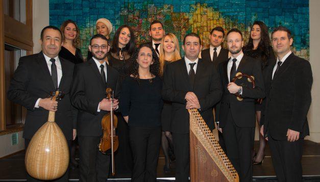 أعضاء الاوركسترا الكنديّة العربيّة/Canadian Arabic Orchestra