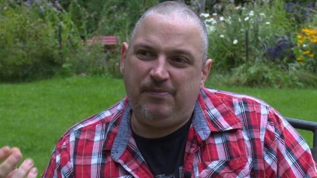 الكاتب والسجين السابق روبير دومينلّي/Radio-Canada/Joël Ashak