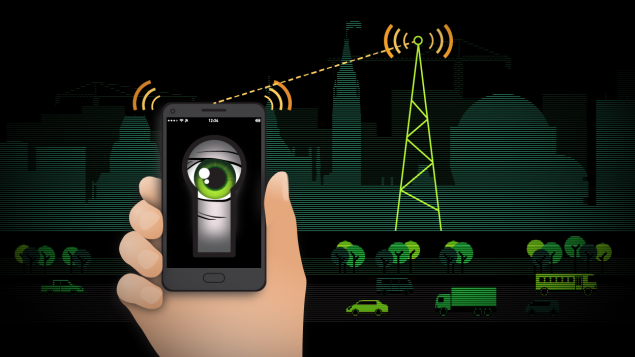 اشرطة الفدراليّة استخدت تقنية تتبّع الهواتف الخليويّة بصورة غير شرعيّة/ Radio-Canada