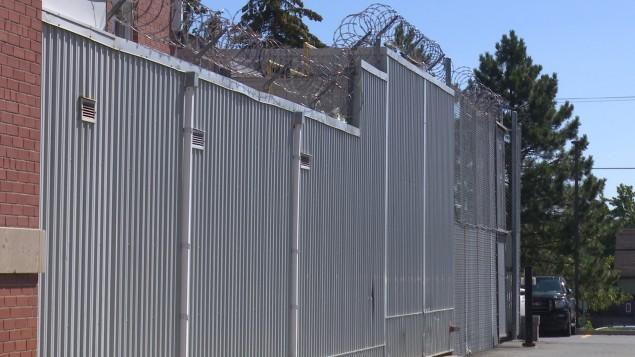 سجن سادبوري في مقاطعة اونتاريو/Radio-Canada/Joël Ashak