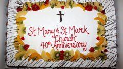 الكنيسة القبطيّة في ادمنتون احتفلت بعيدها الأربعين/محبّ جورج