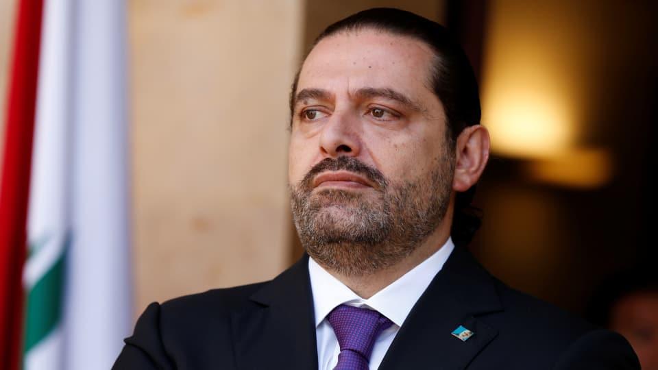 رئيس الحكومة اللبنانيّة سعد الحريري الذي اعلن استقالته في 04-11-2017/Reuters/Mohamed Azakir