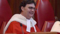 القاضي ريشار فاغنر رئيس محكمة كندا العليا//Adrian Wyld/CP