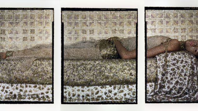 صورة بعدسة الفنّانة المغربيّة للا السعيدي/Lalla Essaydi