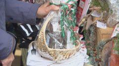 منتوجات معروضة للبيع في سوق الميلاد/Radio-Canada