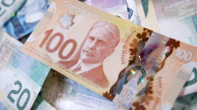 أوراق نقديّة كنديّة/Getty Images