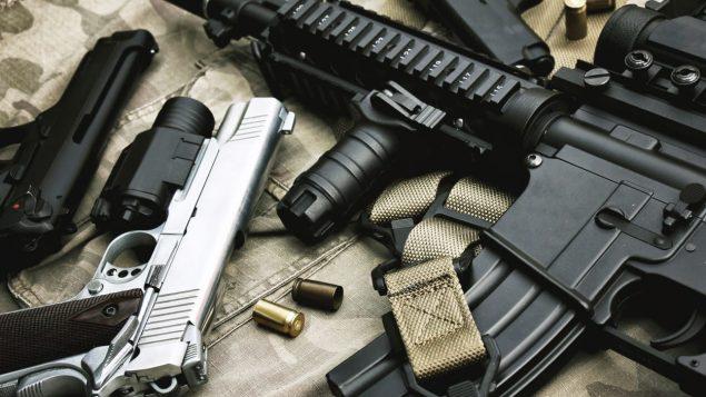 أسلحة نارية/آيستوك