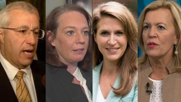 بعض المرشحين لخلافة باتريك براون/راديو كندا