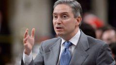 وزير التجارة الدوليّة الكندي فرانسوا فيليب شامباني/PC/Adrian Wylde