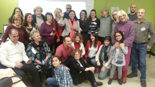 حفل توأمة بين عائلات كنديّة وسوريّة برعاية مركز كاري سان لوران/Cari St-Laurent