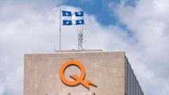 شعار شركة هيدرو كيبيك للطاقة/Paul Chiasson/Canadian Pres