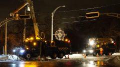 ورشات تصليح نقل التوتر العالي/راديو كندا