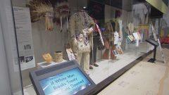 قطع من ثقافة السكّان الأصليّين ستجد مكانها في متحف البرتا الملكي/ Radio-Canada/Trevor Wilson