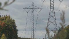خطوط نقل الكهرباء/Radio-Canada
