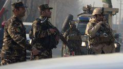 قوات الأمن الأفغانية / غيتي