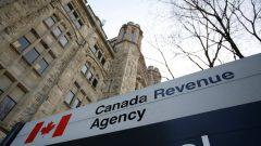 وكالة الضرائب الكندية/راديو كندا