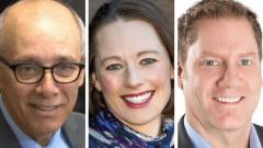 المرشحون لزاعمة حزب ألبرتا / Radio-Canada/Kara Levis/Rick Frase