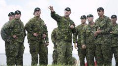جنود كنديون/وكالة الصحافة الكندية