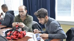 دورة تدريبيّة في مركز عمل المهاجرين في هاملتون/IWC