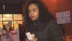 فاطمة عبدي، شقيقة عبدالعبدي راديو كندا