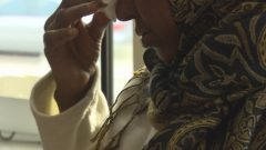إحدى طالبات اللجوء من جيبوتي/راديو كندا