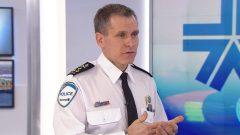 قائد شرطة مونتريال المرحلي مارتان برودوم/ راديو كندا