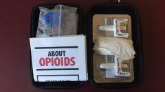 بخّاخ نالوكسون ترياق المخدّرات / Radio-Canada/Zoe Dodd
