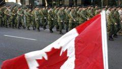 استعراض للجيش الكندي/راديو كندا