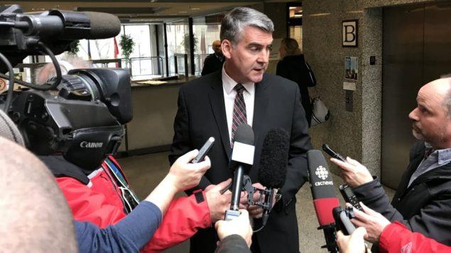 ستيف ماكنيل رئيس حكومة نوفا سكوشا/ CBC/Steve Berry/هيئة الاذاعة الكنديّة