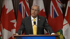 فيك فيديلي زعيم حزب المحافظين في اونتاريو للمرحلة الانتقاليّة/Chaîne de Queen's Park
