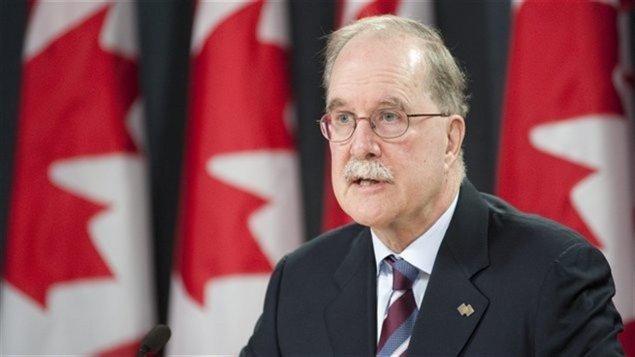 غراهام فريزر المفوض السابق للغتين الرسميتين/راديو كندا