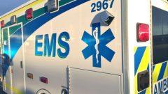 سيّارة إسعاف في كالغاري/(David Bell/CBC/هيئة الاذاعة الكنديّة