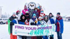 دورة الألعاب القطبيّة الشتويّة في الشمال الكندي الكبير/awg2018.org