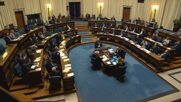 برلمان مانيتوبا يعود للانعقاد في دورة جديدة /راديو كندا