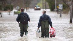 فيضانات غمرت ريغو وغاتينو في فصل الربيع الماضي/راديو كندا