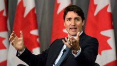 رئيس الحكومة الكنديّة جوستان ترودو في اوتاوا في 19-03-2018/Justin Tang/CP