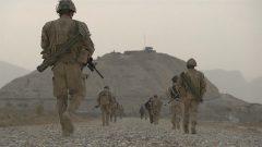 جنود كنديون في أفغانستان/ صورة أخذت عام 2013/راديو كندا