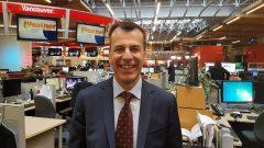 قنصل عام فرنسا في فانكوفر فيليب ساتير حقوق الصورة: هيئة الإذاعة الكندية