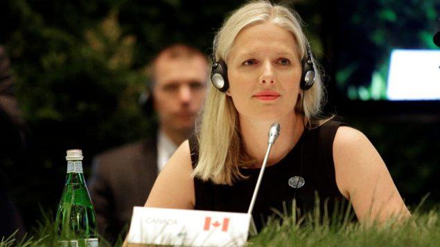 كاترين ماكينا وزيرة البيئة الفدرالية تدعو الكنديين للتحرك/راديو كندا