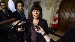 جينيت بيويبا تليلور وزيرة الصحّة الكنديّة/Justin Tang/CP