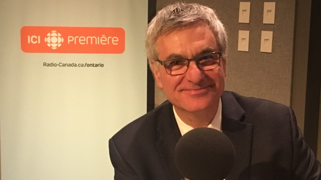 وزير العلاقات الكندية في كيبك جان مارك فورنييه/راديو كندا