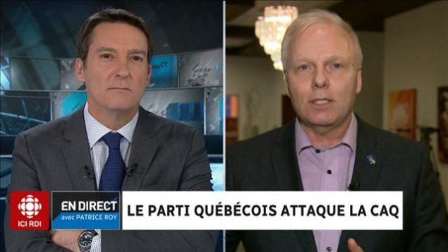 زعيم الحزب الكيبيكي حان فرنسوا ليزيه يهاجم مقترحات الكاك حول الهجرة والمهاجرين/راديو كندا