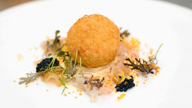 طبق من بيض الدجاج/Gaëlle Vuillaume