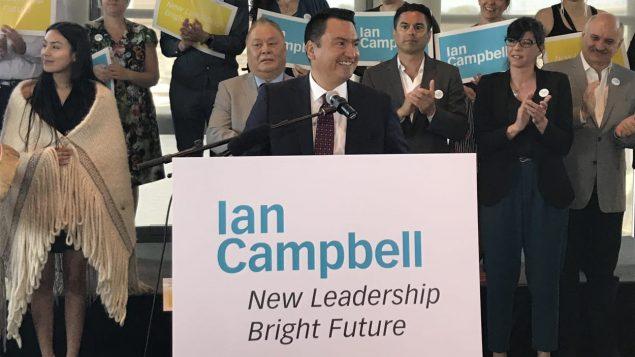 زعيم السكان الأصليين إيان كاميبل يترشح لمنصب عمدة فانكوفر/راديو كندا القسم الإنجليزي